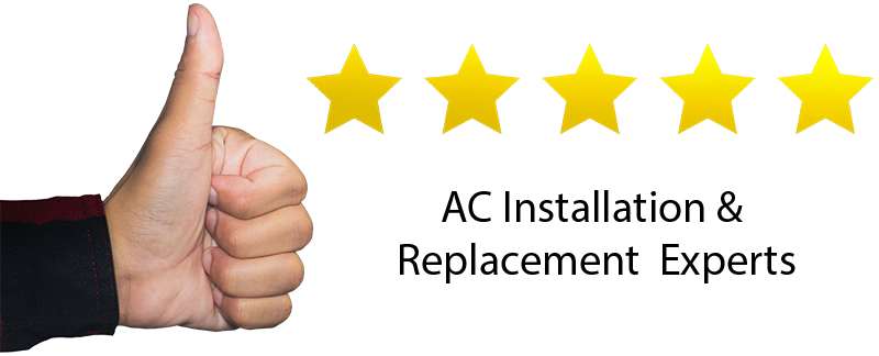 AC Installation and Replacement Experts - Airforce HVAC