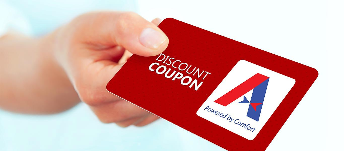 Airforce HVAC Discount Coupons Page