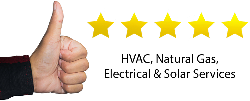 Heating and Cooling - Natural Gas - Electrical - Solar - Chesapeake VA - Airforce HVAC