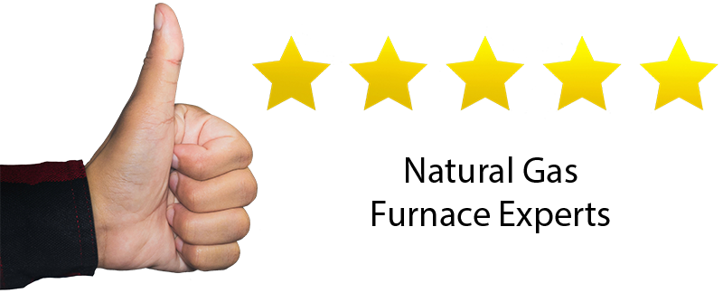 Natural Gas Furnace Experts - Airforce HVAC