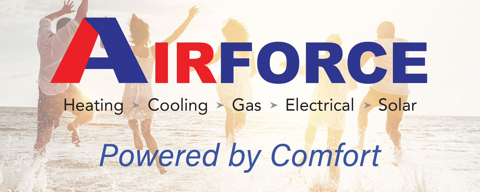 Airforce HVAC: Heating & Cooling, AC, Natural Gas, Electrical, Solar