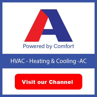 Visit the Airforce HVAC Heating And Cooling AC Youtube Channel