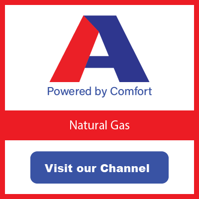 Visit the Airforce Natural Gas Youtube Channel