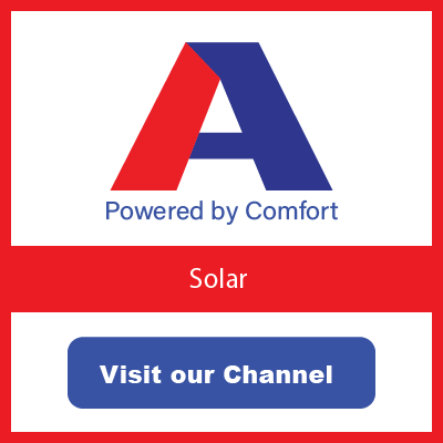 Visit the Airforce Solar Youtube Channel