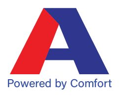 Powered by Comfort and Airforce Heating and Cooling