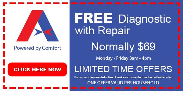 FREE Diagnostic with Repair