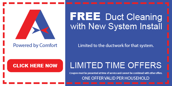 FREE Duct Cleaning Coupon