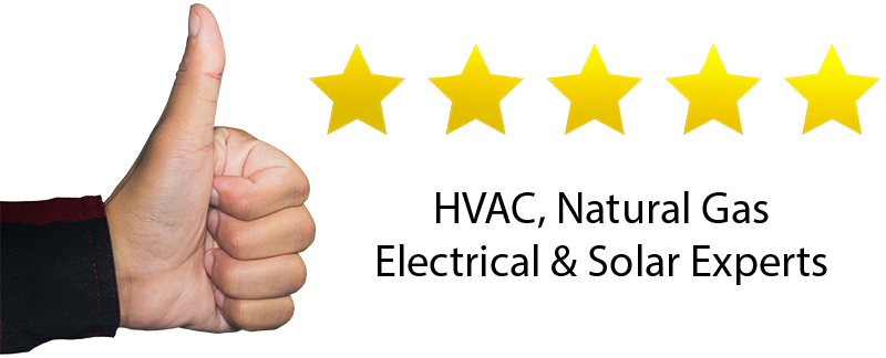 HVAC Natural Gas Electrical and Solar Experts - Airforce HVAC