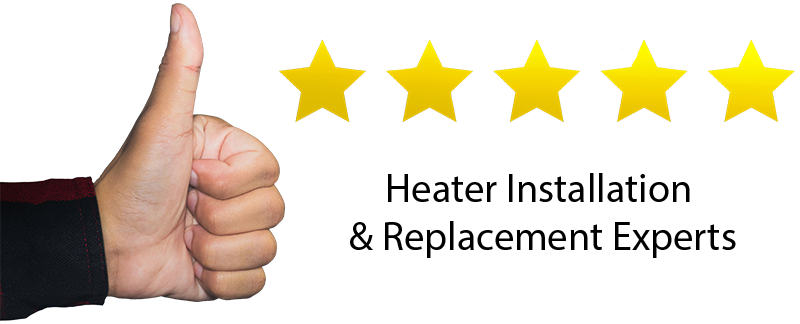 Heater Installation and Replacement Experts - Airforce HVAC