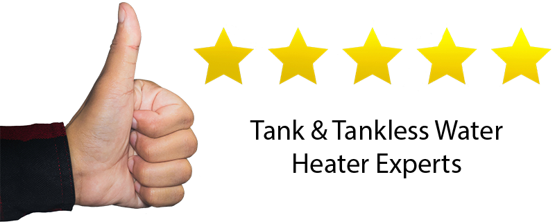Tank and Tankless Water Heater Experts - Airforce HVAC