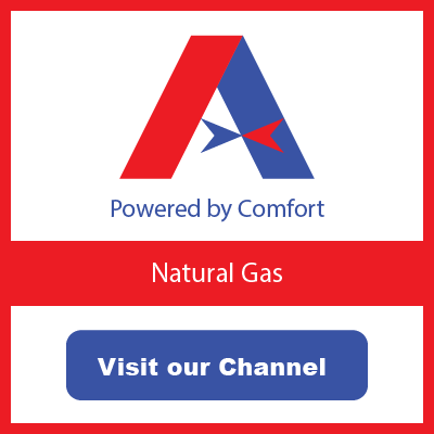 Visit the Airforce HVAC Natural Gas Youtube Channel