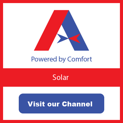 Visit the Airforce HVAC Solar Youtube Channel