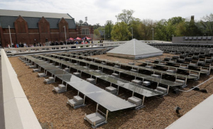 university of richmond solar grid