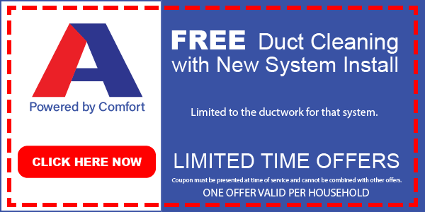 FREE Duct Cleaning